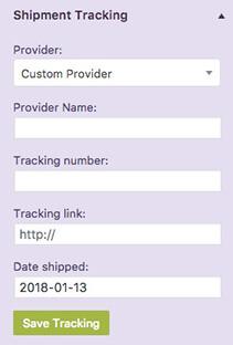 shipment-tracking-settings