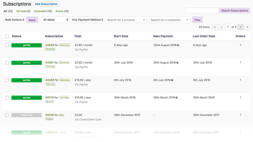 subscription-payments-management